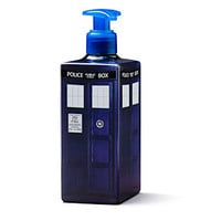 Doctor Who TARDIS Soap Dispenser