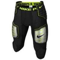 Nike Pro Combat Hyperstrong 3/4 Pants - Men's at Eastbay