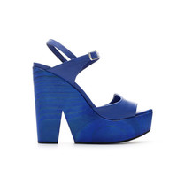 WEDGE SHOE WITH ANKLE STRAP - Shoes - Woman | ZARA United States