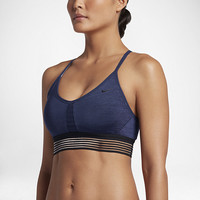 The Nike Indy Cooling Women's Light Support Sports Bra.