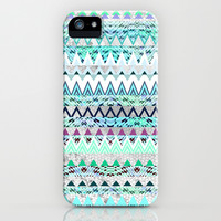 Mix #535 iPhone & iPod Case by Ornaart