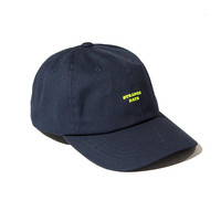Strange Days Embroidered Baseball Cap Hat