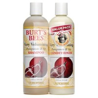 Burt's Bees Shampoo and Conditioner Value Pack - Pomegranate