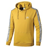 PUMA Woman Men Casual Sport Top Sweater Pullover Hoodie