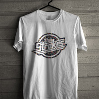 The Strokes Indie Rock Music T Shirt -SWD T- Shirt For Man And Woman / T-Shirt / Custom T-Shirt