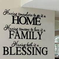 Creative Decoration In House Wall Sticker. = 4799403652
