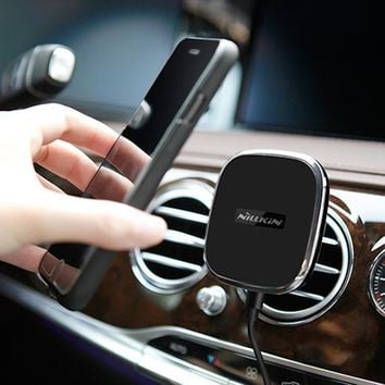 Wireless Charging Car Phone Holder