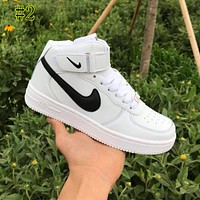 Nike Air Force 1 new men's and women's casual trendy sports shoes
