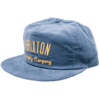 BRIXTON CASSIDY HAT IN BLUE - HATS - DEPARTMENTS Federal