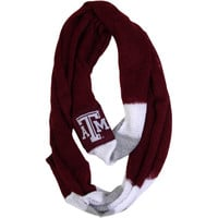 Texas A&M Aggies Women's Lightweight Infinity Scarf