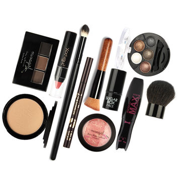 Incredible Deluxe 11 Piece Makeup Gift Set