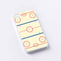 Ice Hockey Rink iPhone 4/4S, 5/5S, 5C,6,6plus,and Samsung s3,s4,s5,s6