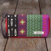 Be The Change Vagabond Gypsy Wallet