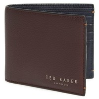 Men's Ted Baker London 'Camusa' Leather Bifold Wallet