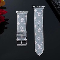 New 2019 LV Mini Monogram Apple Watch Band