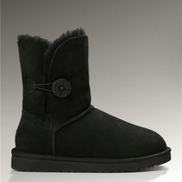 UGG Bailey Button 5803 Boots Black