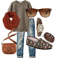 My Style / Cute fall style.