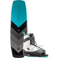 Hyperlite Murray Wakeboard Package with Focus Boots - 2018