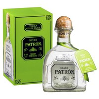 Patron Silver Security Pack, 750 mL - Walmart.com