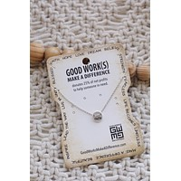 Good Work(s) Cherish Necklace - Faith