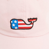 Whale Flag Hat