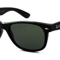 New Unisex Sunglasses Ray-Ban RB2132 New Wayfarer Polarized 901/58