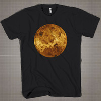VENUS  Mens and Women T-Shirt Available Color Black And White