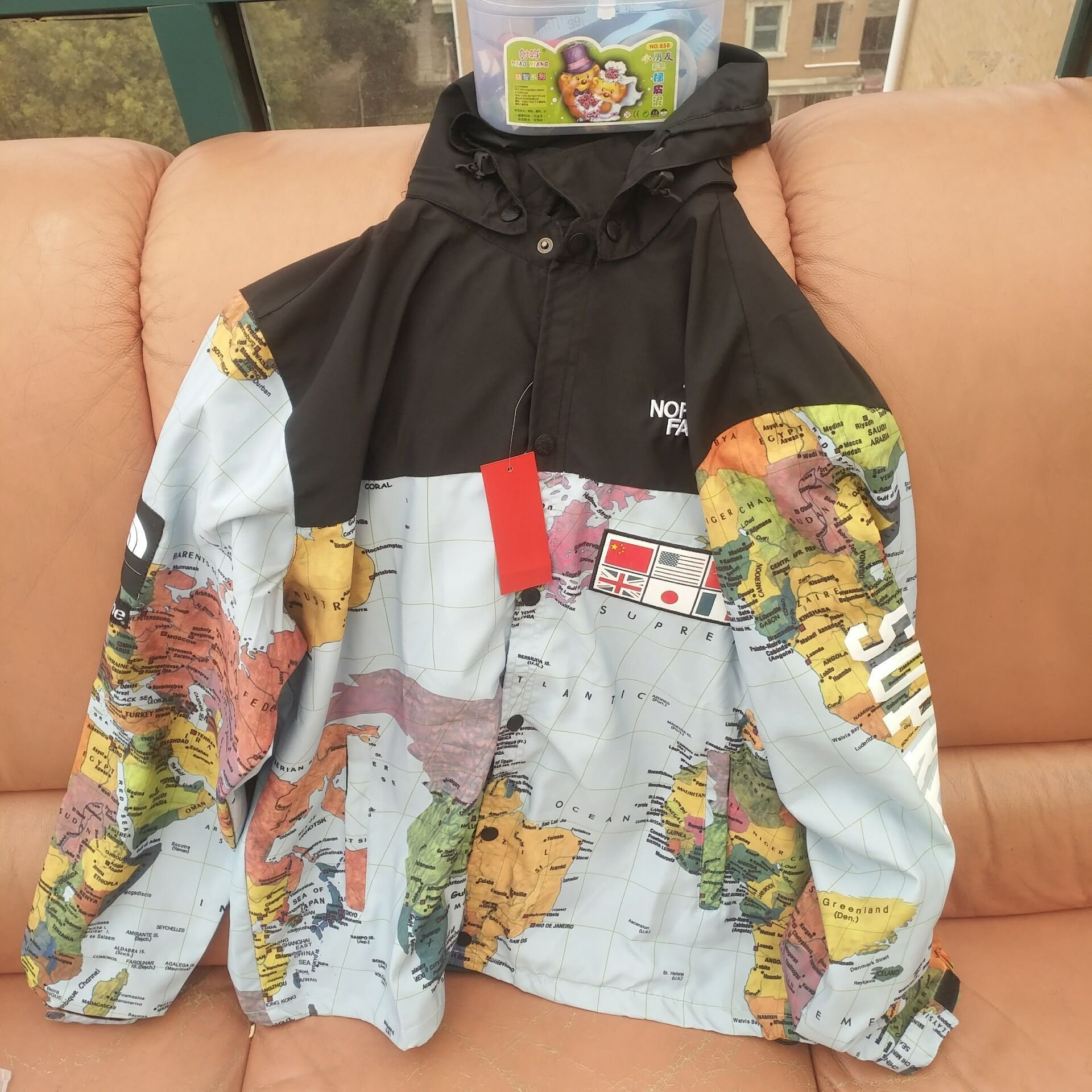 Image of The North Face Outdoor Waterproof Jacket S-XXL