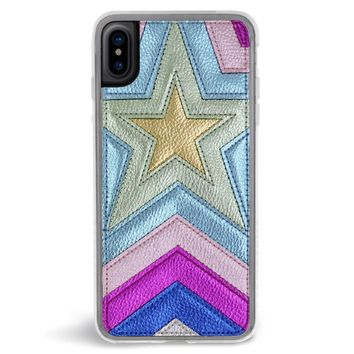 Superstar Embroidered iPhone X/XS Case