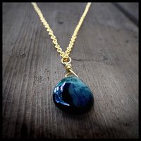 Thunder River Grand Canyon necklace