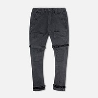 Strapped Up Slim Utility Pant Vintage Wash