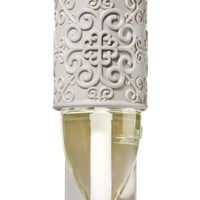 Wallflowers Fragrance Plug Gray Embossed Scroll