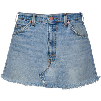 DON'T TOUCH DENIM SKIRT
