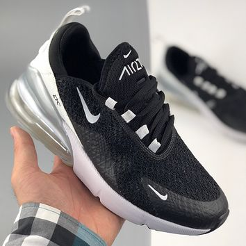 Nike Max 270  babysbreath Air cushioned running shoes