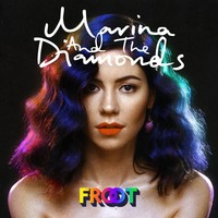 Marina and the Diamonds Official U.S. Store - FROOT Standard CD