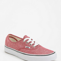 Urban Outfitters - Vans Authentic Chambray Sneaker