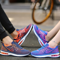 """""""NIKE"""" New Men's sports shoes damping couple outdoor jogging shoes to help low tide"""