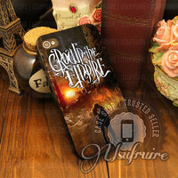 Crown The Empire - iPhone 4/4s/5/5s/5c Case - Samsung Galaxy S2/S3/S4 Case - Black or White