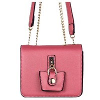 """Beautiful """"Must Have"""" Pink Cross Body Bag, Purse"""
