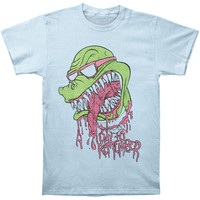 A Day To Remember Men's  Dino-roar T-shirt Blue