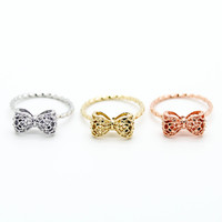 Bow knuckle, midi ring