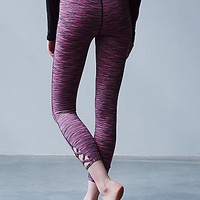 Free People Womens Space Dye Lotus Legging