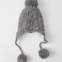 KNIT TRAPPER HAT