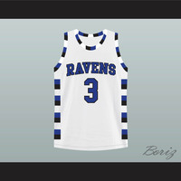 Lucas Scott 3 One Tree Hill Ravens Basketball Jersey All Sewn - Any Size