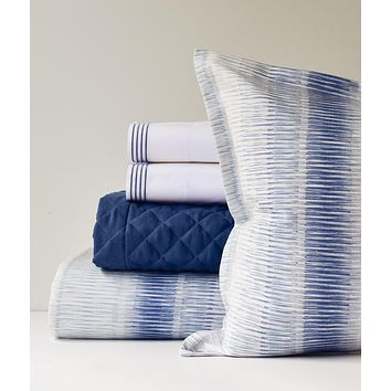 Lowell Indigo Bedding by Legacy Home