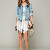 Intimately  In And Out Ditsy Florals Slip at Free People Clothing Boutique
