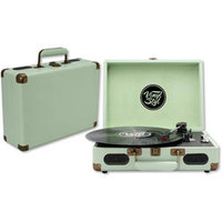 Vinyl Styl Groove Portable Turntable (Mint) - Sears