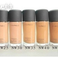 1PCS MAC STUDIO FIX SPF15 FLAWLESS LIQUID FOUNDATION