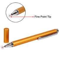 E LV Fine Point Stylus for iPad, iPad Air, iPad Mini, iPhone, Samsung Galaxy, Nexus, LG G Pad, HTC and Other Touch Screen Devices (Gold) ... ...