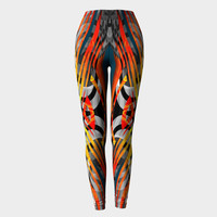 Fire and Ice Leggings